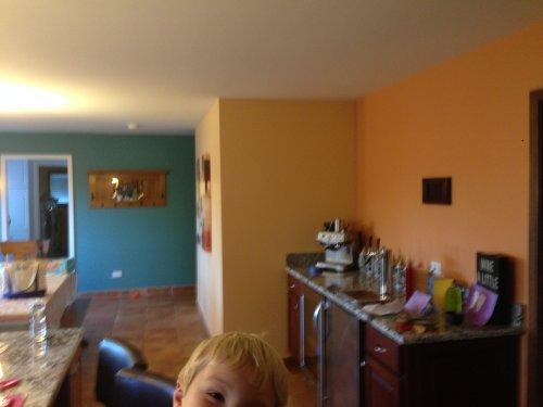 Dramatic Solid Colors fantastic wall art ideas