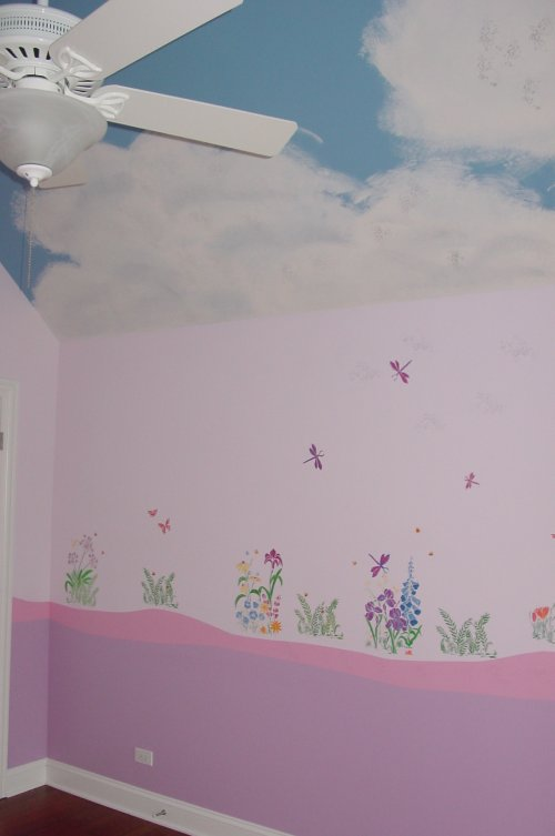 Children's Rooms wall art ideas