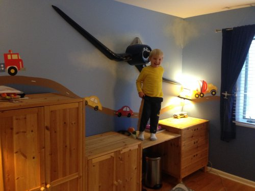 Children's Rooms amazing wall design
