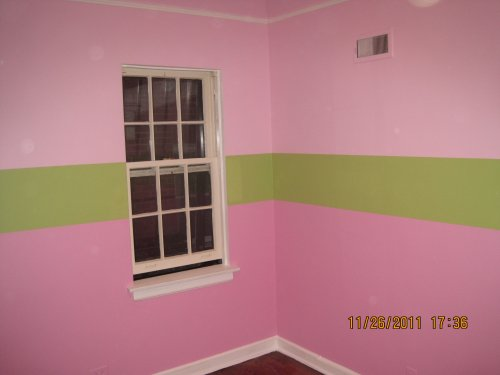 Children's Rooms  interior painting