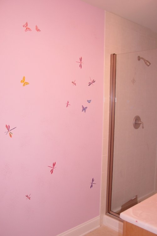 Children's Rooms painting